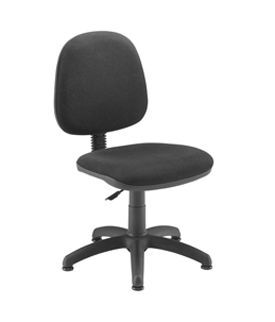 Zoom Tamper Proof Chair Charcoal