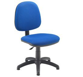 Zoom Tamper Proof Chair Royal Blue