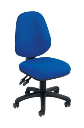 Concept Deluxe Operator Chair Royal Blue