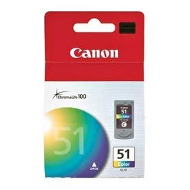 Canon CL51 Colour Cartridge