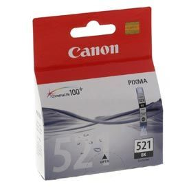 Canon CLI-521BK Black Inkjet Cartridge