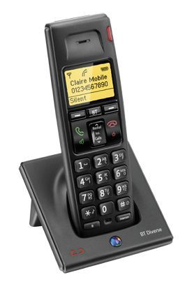 BT Diverse 7100 Plus Handset and Charger