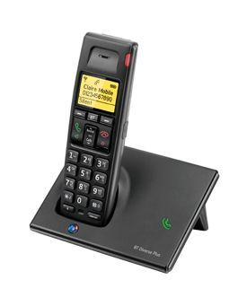 BT Diverse 7110 Plus Dect Telephone