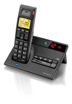 BT Diverse 7150 Plus Dect Telephone