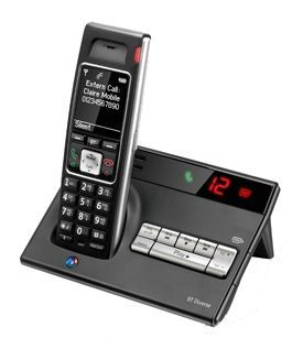BT Diverse 7450 Plus Dect Telephone