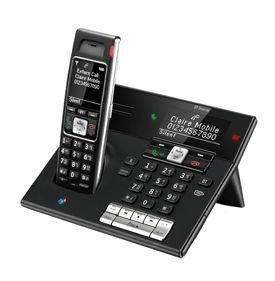 BT Diverse 7460 Plus Dect Telephone