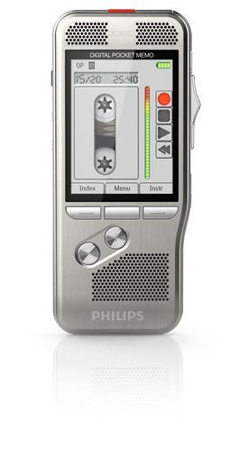 Philips DPM8100 Pocket Memo