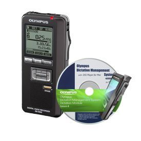 Olympus DS-5500 Pro Digital Voice Recorder with ODMS