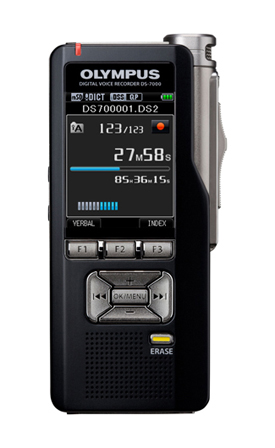 Olympus DS-7000 Pro Digital Voice Recorder