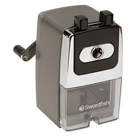 Swordfish Ebony-8 Pencil Sharpener