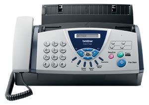 Brother Fax-T104 Thermal Transfer Fax