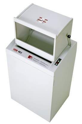 HSM 412.2C 3.9 x 50mm Cross Cut Shredder
