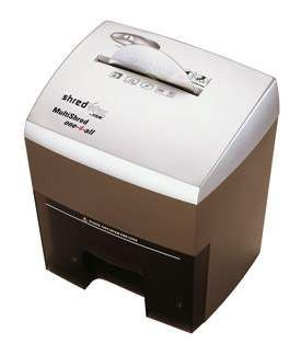 HSM Shredstar Multishred Shredder