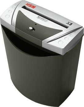 HSM Shredstar X5 4 x 38mm Cross Cut Shredder