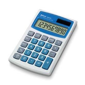 Ibico 082X Handheld Calculator