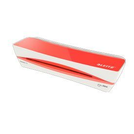 Leitz iLAM Home A4 Laminator Red