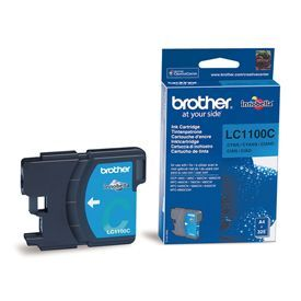 Brother LC1100C Cyan Cartridge