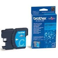 Brother LC1100HYC Cyan Cartridge