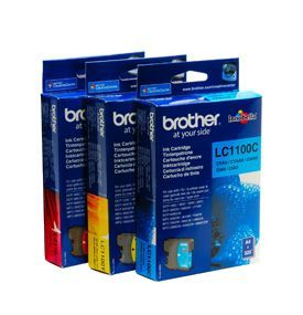 Brother LC1100 Rainbow Pack