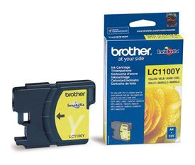 Brother LC1100Y Yellow Cartridge
