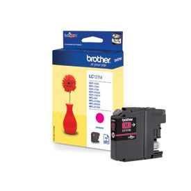 Brother LC121M Magenta Cartridge