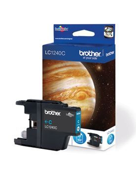 Brother LC1240C Cyan Cartridge