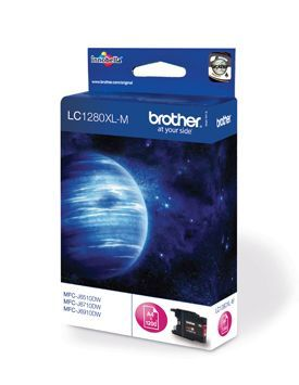 Brother LC1280M Magenta Cartridge