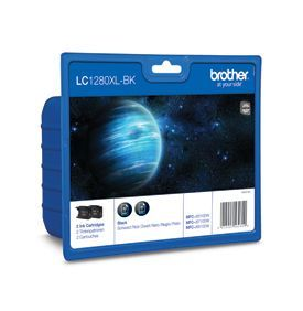 Brother LC1280 Twin Pack