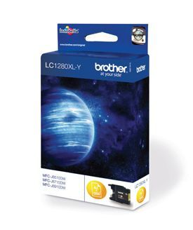 Brother LC1280Y Yellow Cartridge