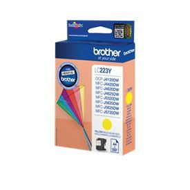 Brother LC223Y Yellow Cartridge