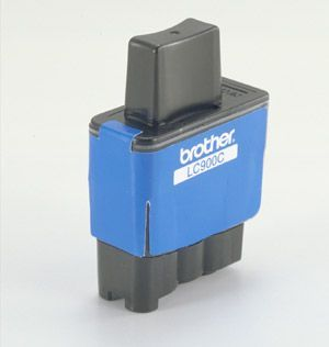 Brother LC900C Cyan Cartridge
