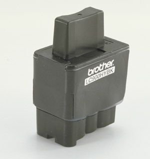 Brother LC900HYBK Black Cartridge
