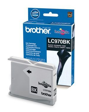 Brother LC970BK Black Cartridge