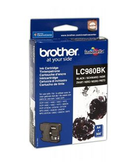 Brother LC980BK Black Cartridge