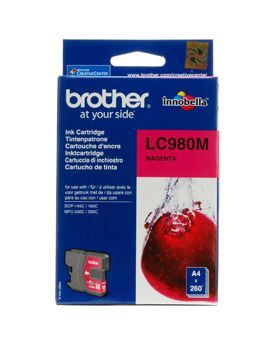 Brother LC980M Magenta Cartridge