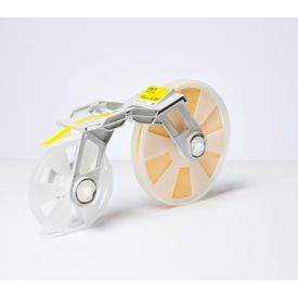 Brother MCET1YE Tape Creator Plastic Film Width 15mm Yellow