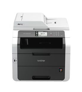 Brother MFC-9340CDW High Speed Colour Multifunction