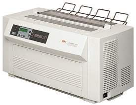 Oki ML4410 Dot Matrix Printer