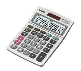 Casio MS-120MSSEH Desk Calculator