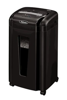 Fellowes MS-460Ms Micro Cut Shredder