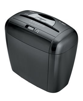 Fellowes P-35C Black Cross Cut Shredder