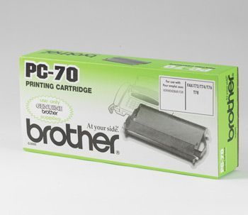 Brother PC70 Cartridge