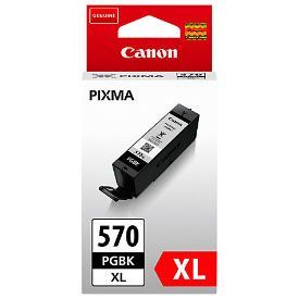 Canon PGI-570PGBK XL Pigment Black Ink Cartridge