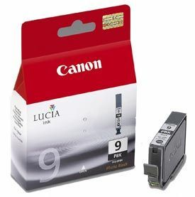 Canon PGI9PBK Black Inkjet Cartridge