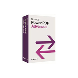 Nuance Power PDF Advanced v2 International English Brown Bag