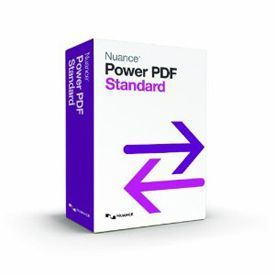 Nuance Power PDF Standard, International English, Education, OVL