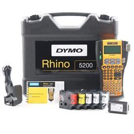 Dymo Rhino 5200 Bundle Kit