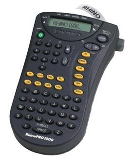 Dymo Rhino Pro 1000 Label Machine