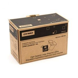 Dymo S0947420 High Capacity XL Shipping Label Box of 2 Rolls