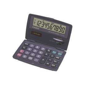 Casio SL-210TE Handheld Calculator